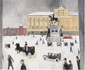 Gustaf Adolfs Torg by Einar JOLIN