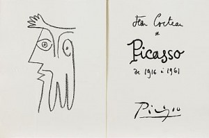The Book With 24 Lithographs By Picasso In The Text And Additional Suite Of 24 Lithographs, Bloch 1037-1060, Cramer Books 117 by Pablo PICASSO