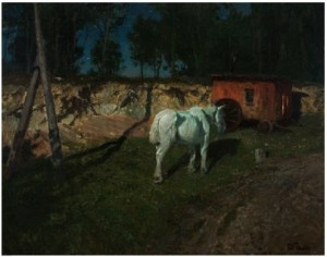 Untitled by Frits THAULOW