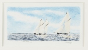 Segelfartyg by Tore PALM