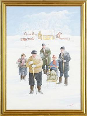 Nu Ska Vi Ta Julgäddan by Bert Håge HÄVERÖ