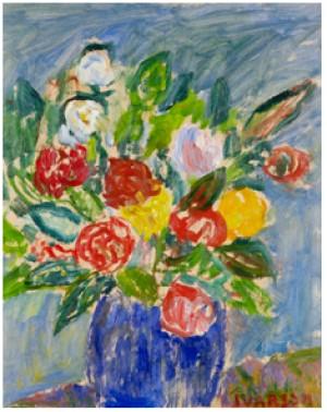 Blommor I Vas by Ivan IVARSON