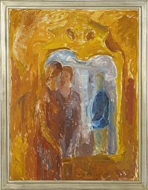 4 Guldspegeln by Max BILDE