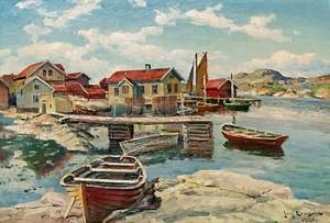 Motiv Från Kärringön by Johan ERICSON