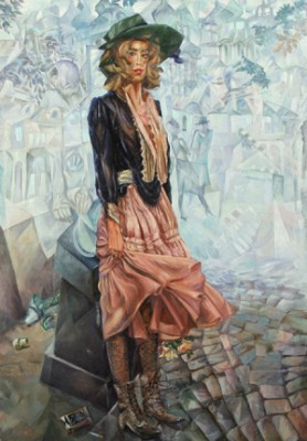 Devushka Iz Pleyboya [girl From Playboy Magazine] by Viatcheslav KALININ