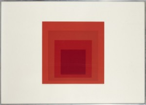 Jhm 1 by Josef ALBERS