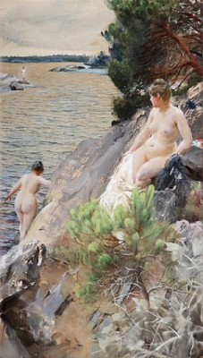 Sommar by Anders ZORN