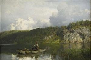 Analkande Oväder by Hans Fredrik GUDE