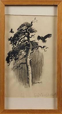 Sjöfågeljakt by Gunnar BRUSEWITZ