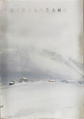 Snö, Gimsøysand by Lars LERIN