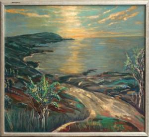 Skäret Nyhamnsläge by Lennart FRISK