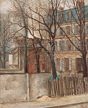 20 Rue Ernest Cresson by Otte 'Otte S.' SKÖLD