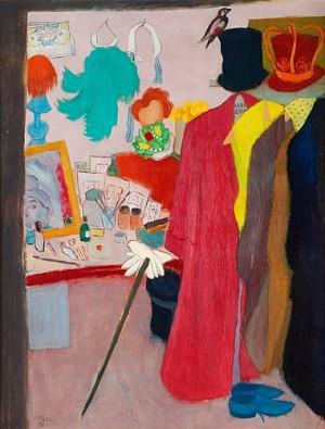 Karl Gerhard's Loge by Lennart JIRLOW