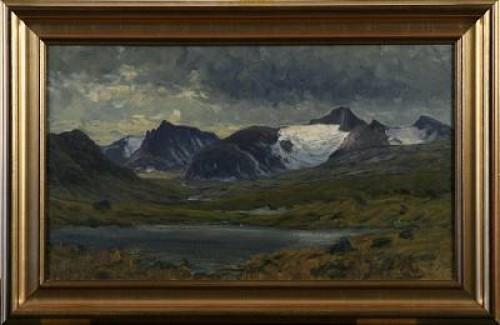 Ryfjället, Jämtland by Peter Adolf PERSSON
