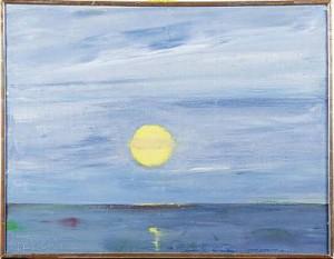 Solnedgång by Alf OLSSON