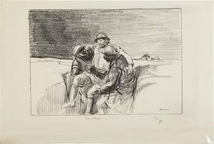 (3) Motiv Från Första Världskriget by Jean Louis FORAIN
