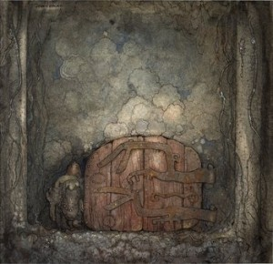 Bergaporten by John BAUER