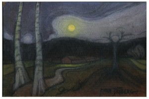 Landskap by Maria FRÖBERG