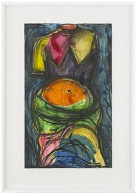 Venus And Powdered Stone by Jim DINE