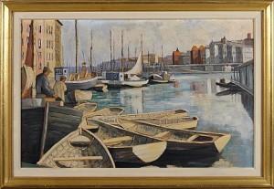Kornhamnen by John 'J.malm' MALM