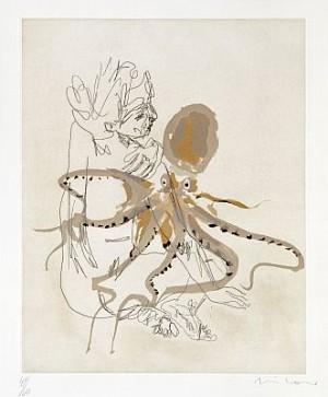 Il Bestiario Di Nino Longobardi. The Complete Portfolio Comprising 10 Etchings by Nino LONGOBARDI