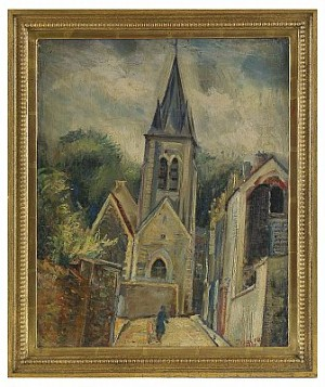 église Chatenay by Nikolai ISSAIEV