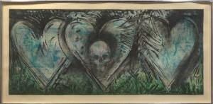 My Nights In Santa Monica by Jim DINE