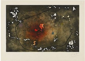 Archipel Sauvage Iii by Joan MIRO