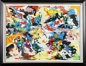 Komposition by Finn PEDERSEN