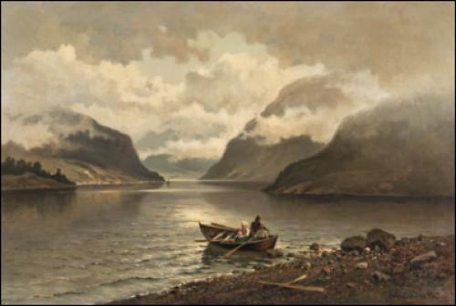 Roddtur I Fjorden by Josefina HOLMLUND