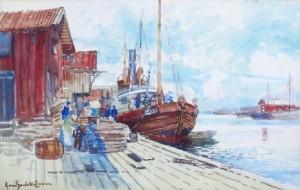 Smögen by Anna GARDELL-ERICSON