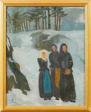 Kvinnorna På Vägen by Beth ZEEH