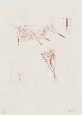 Untitled by Hans BELLMER
