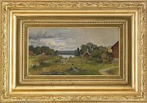 Helgesta Prästgård by Josefina HOLMLUND