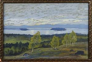 Norrländskt Landskap by Anders ALTZAR