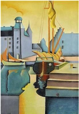 Malmö Hamn by Bo Von ZWEIGBERGK