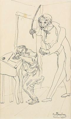 Den Förgrymmade Fadern by Ernst JOSEPHSON