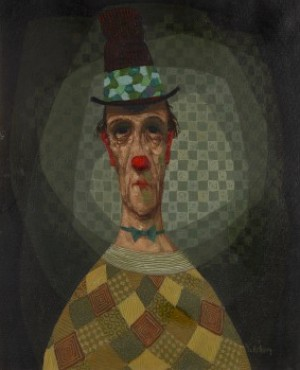 Clown by Pelle ÅBERG