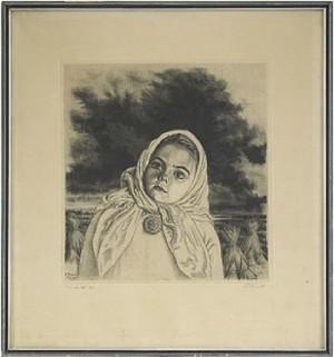 Virve by Eduard WIIRALT