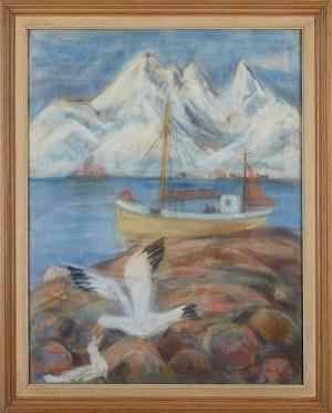 Lofoten by Tryggve WAAGENÄS
