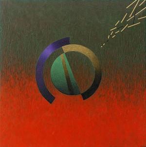 Guldcirkel by Karl MOMEN