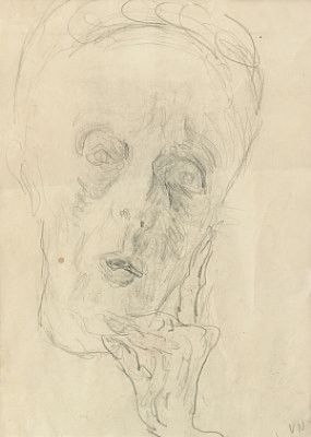 Porträtt - Edith Santesson by Vera NILSSON