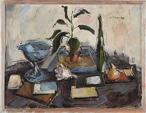 Stilleben by Ivar FRANKE
