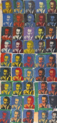 Nixon by Kjartan SLETTEMARK