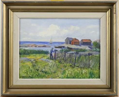 Svartlöga by Gunnar ZETTERSTRÖM