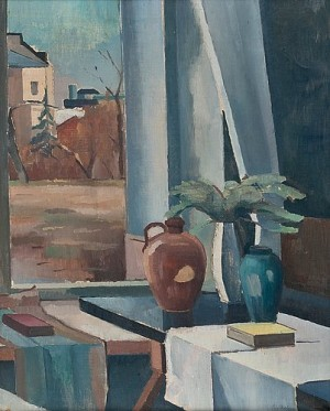 Nature Morte by Ragnar EKELUND