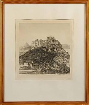 Akropolis by Stig BORGLIND