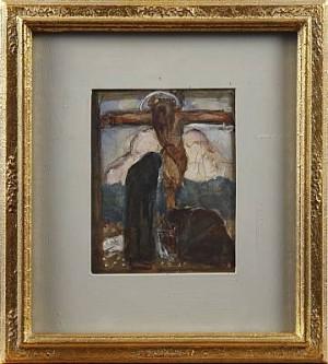 Golgata by John BAUER