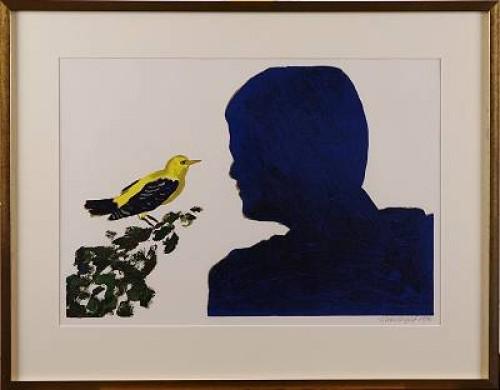 Fågelskådaren by Hans WIGERT