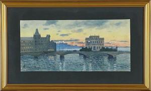 Vasabron by Hjalmar FALK
